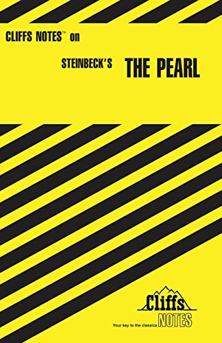 9780822009948: Cliffs Notes on Steinbeck\'s the Pearl - AbeBooks - Ph ...
