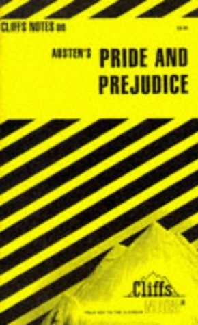 CliffsNotes Pride and Prejudice: Jane Austen [Editor]