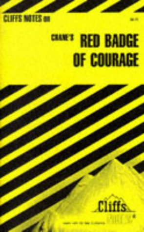 9780822011200: CliffsNotes The Red Badge of Courage