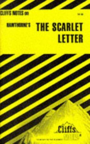 9780822011651: Scarlet Letter Notes
