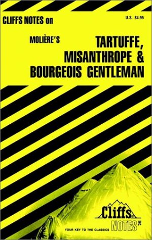 Tartuffe, the Misanthrope, and the Bourgeois Gentleman: Denis Calandra, Moliere