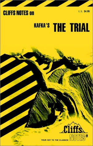 9780822013044: CliffsNotes on Kafka's The Trial