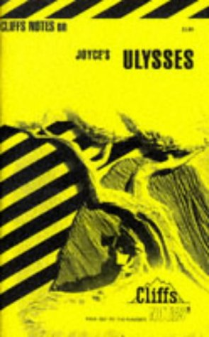 "9780822013150: Notes on Joyce's ""Ulysses"" (Cliffs notes)"