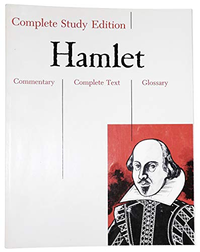 Hamlet/Complete Study Edition (Complete Study Editions): William Shakespeare