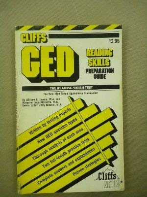 9780822020141: Ged Reading Skills Preparation Guide