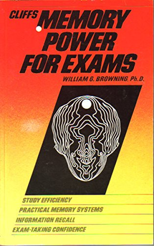 9780822020202: Cliffs Memory Power for Exams (Test preparation guides)