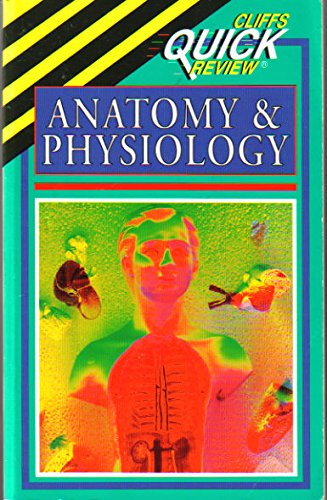 9780822053019: Cliffs Quick Review Anatomy and Physiology (Cliffs quick review)