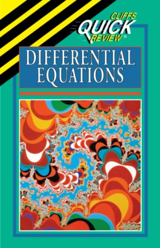 9780822053200: Differential Equations (Cliffs Quick Review)