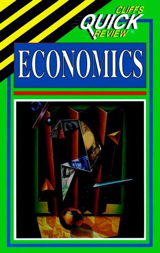 9780822053248: Cliffsquickreview Economics