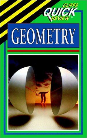 Cliffsquick Review Geometry: Kohn, Ed