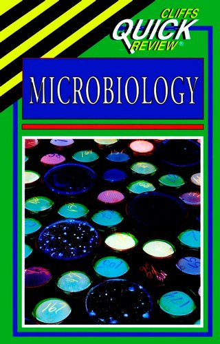 9780822053330: Microbiology (Cliffs Quick Review)