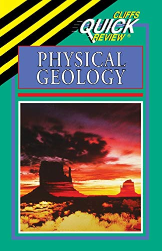 9780822053354: Physical Geology (Cliffs Quick Review)