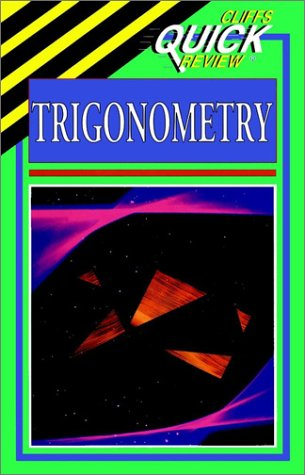 9780822053583: Trigonometry (Cliffs Quick Review)