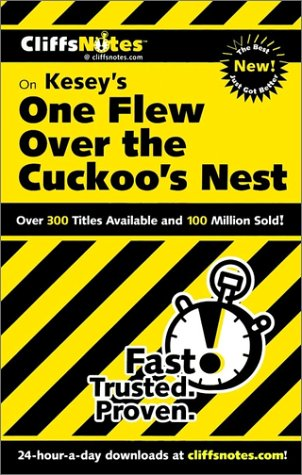 9780822071549: Cliffsnotes < sup(t )/Sup > One Flew Over the Cuckoo's Nest