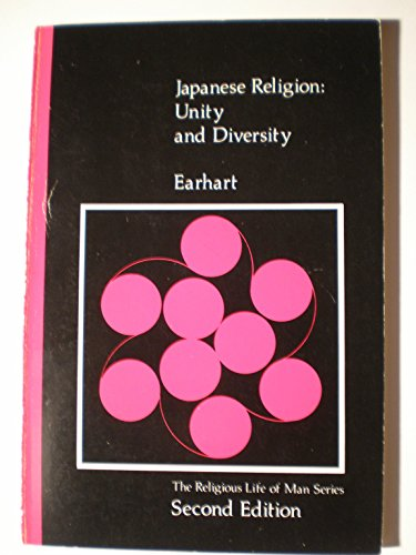 9780822101239: Japanese Religion: Unity and Diversity (Religious Life of Man)