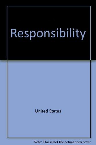 Responsibility (The Dickenson series in philosophy): Joel Feinberg, Hyman