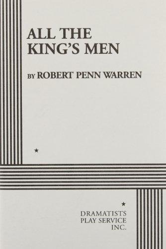 9780822200185: All the King's Men