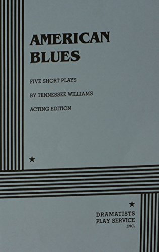 9780822200253: American Blues: Five Short Plays