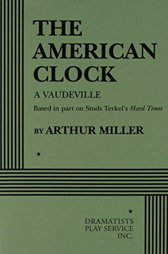 9780822200277: The American Clock. (Acting Edition for Theater Productions)