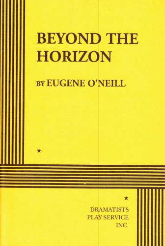 9780822201120: Beyond the Horizon - Acting Edition