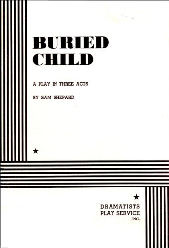 9780822201625: Buried Child: A Play in Three Acts