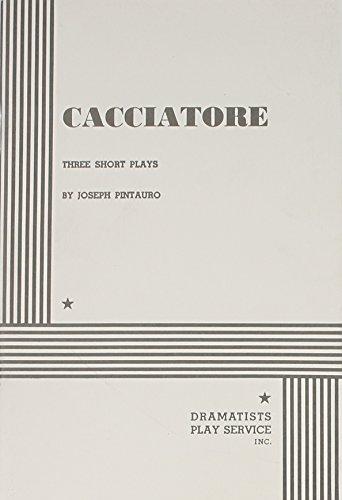 Cacciatore: Joe Pintauro, adapted