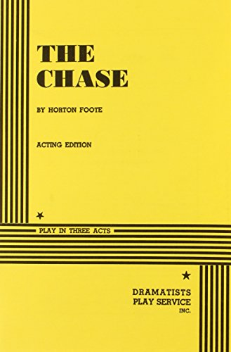 9780822201984: The Chase, Acting Edition