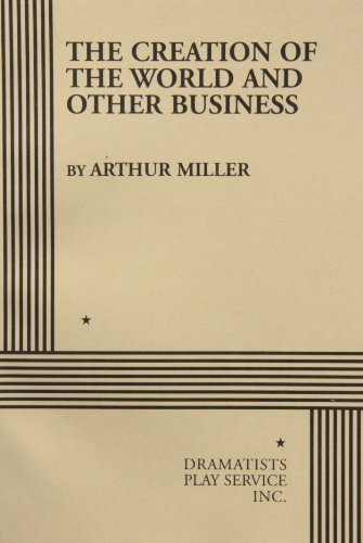 9780822202493: The Creation of the World and Other Business