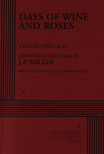 9780822202813: Days of Wine and Roses