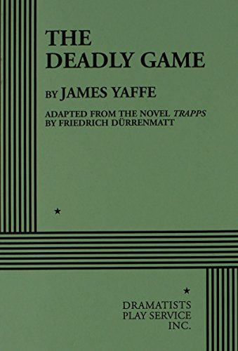 The Deadly Game.: James Yaffe, adapted