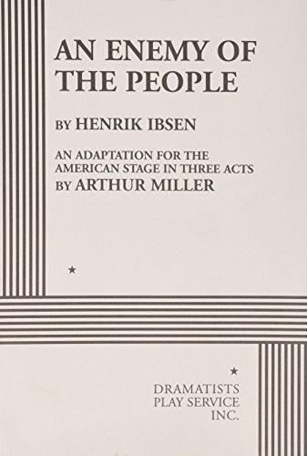 9780822203605: An Enemy of the People (Miller) - Acting Edition