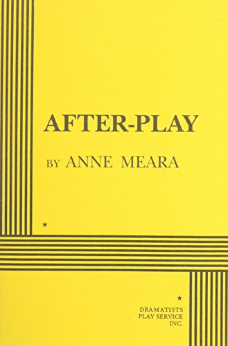9780822204596: After-Play - Acting Edition