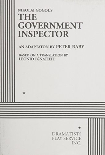 9780822204664: The Government Inspector.