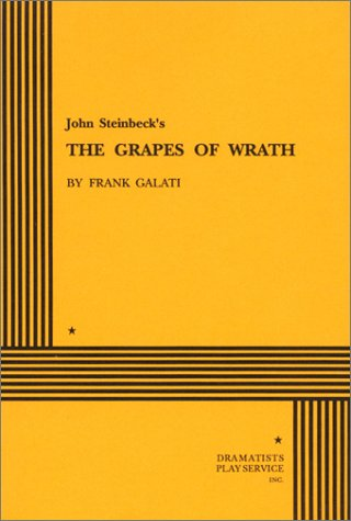 9780822204756: John Steinbeck's: The Grapes of Wrath
