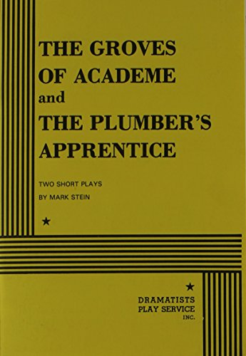 9780822204862: The Groves of Academe and The Plumber's Apprentice.