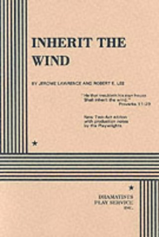 9780822205708: Inherit the Wind.