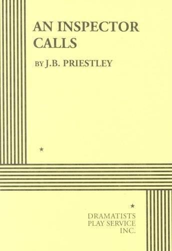 An Inspector Calls.: J. B. Priestley/