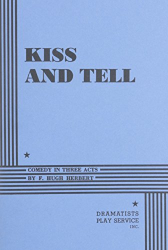 9780822206187: Kiss and Tell.