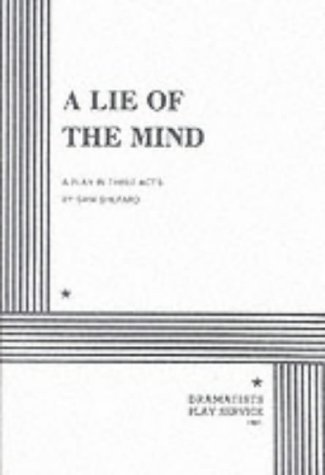 9780822206569: A Lie of the Mind