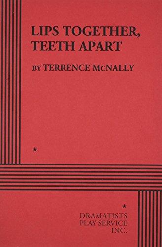 9780822206705: Lips Together, Teeth Apart.