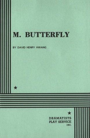 9780822207122: M. Butterfly.