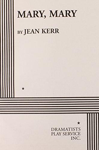 Mary, Mary.: Jean Kerr