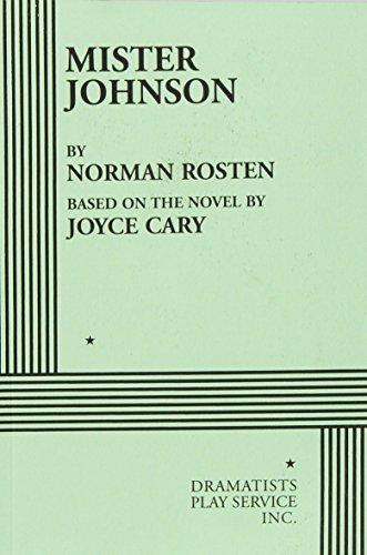 9780822207641: Mister Johnson