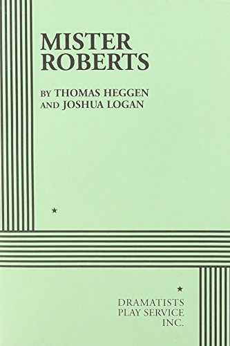 9780822207658: Mister Roberts - Acting Edition