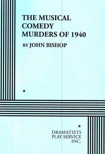 9780822207924: The Musical Comedy Murders of 1940.