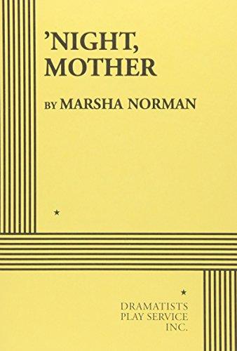9780822208211: 'Night Mother.