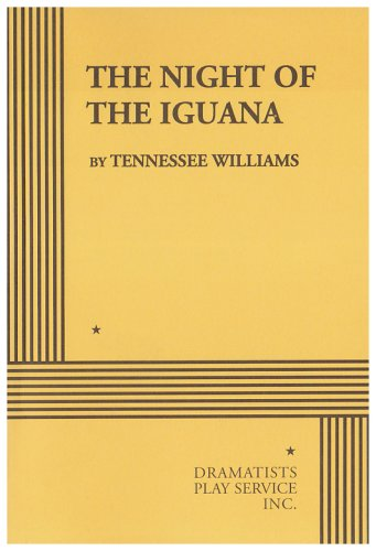 9780822208235: The Night of the Iguana (Acting Edition for Theater Productions)