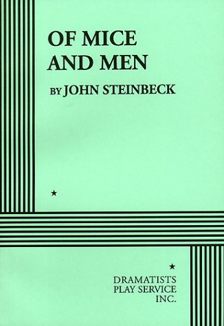 9780822208389: Of Mice and Men (Play) (DPS Acting Edition)