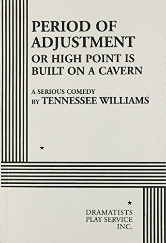 9780822208877: Period of Adjustment