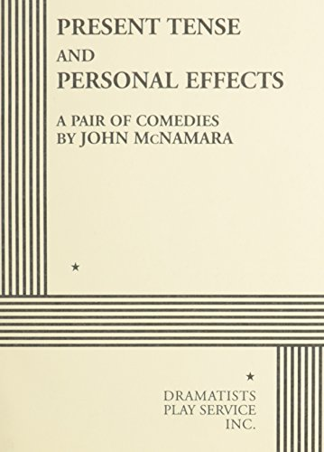 9780822209102: Present Tense and Personal Effects.
